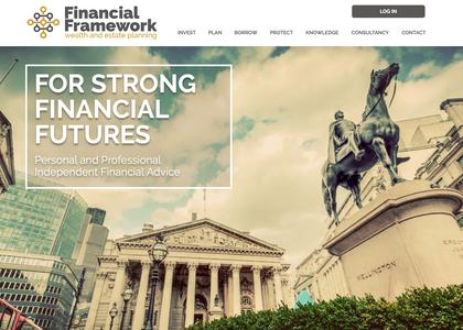 Financial Framework Website