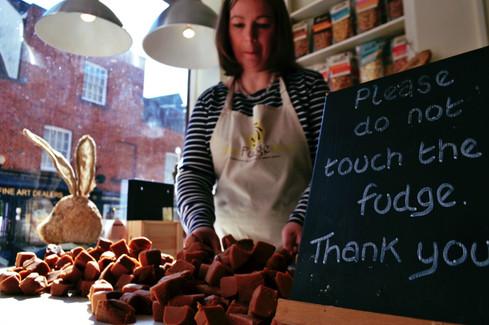 Eton Fudge Shop