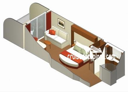 Celebrity Solstice Deck Plans, Diagrams,