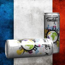 Freestyle Energy - France Flag