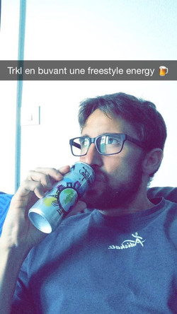 Freestyle Energy - Julio