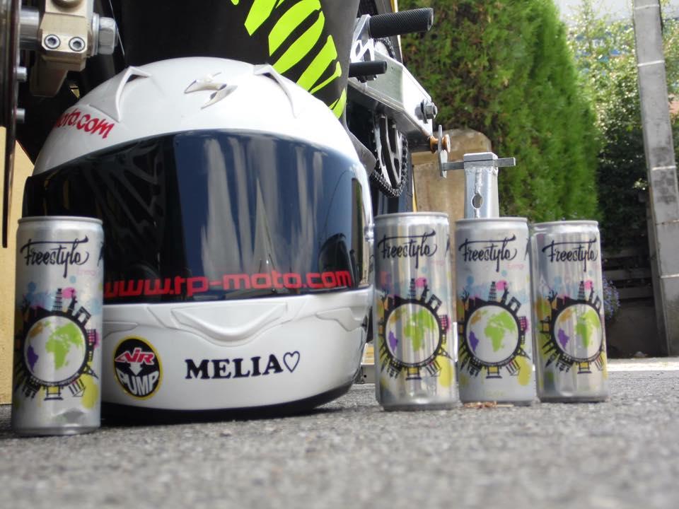 Moto Gp - Freestyle Energy