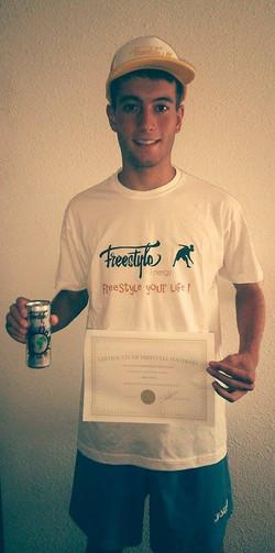 Adrian NIETO - Freestyle Energy
