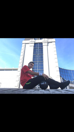 Mehdinho - Freestyle Energy