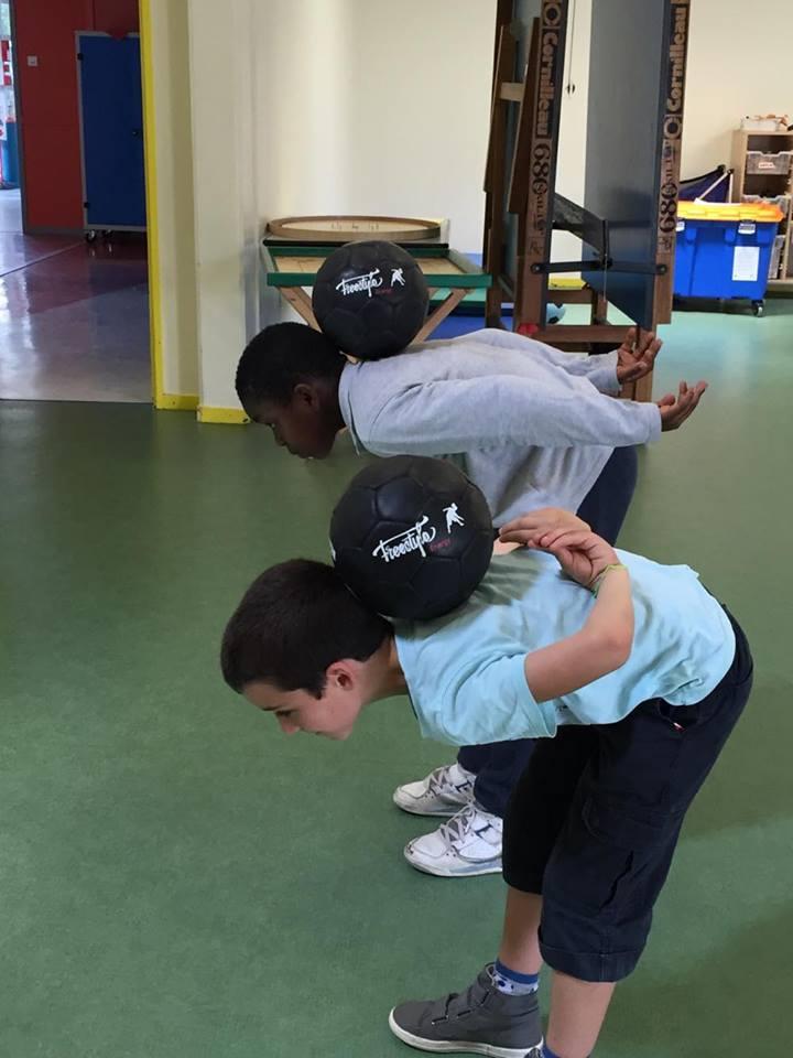 Students Freestyle Energy