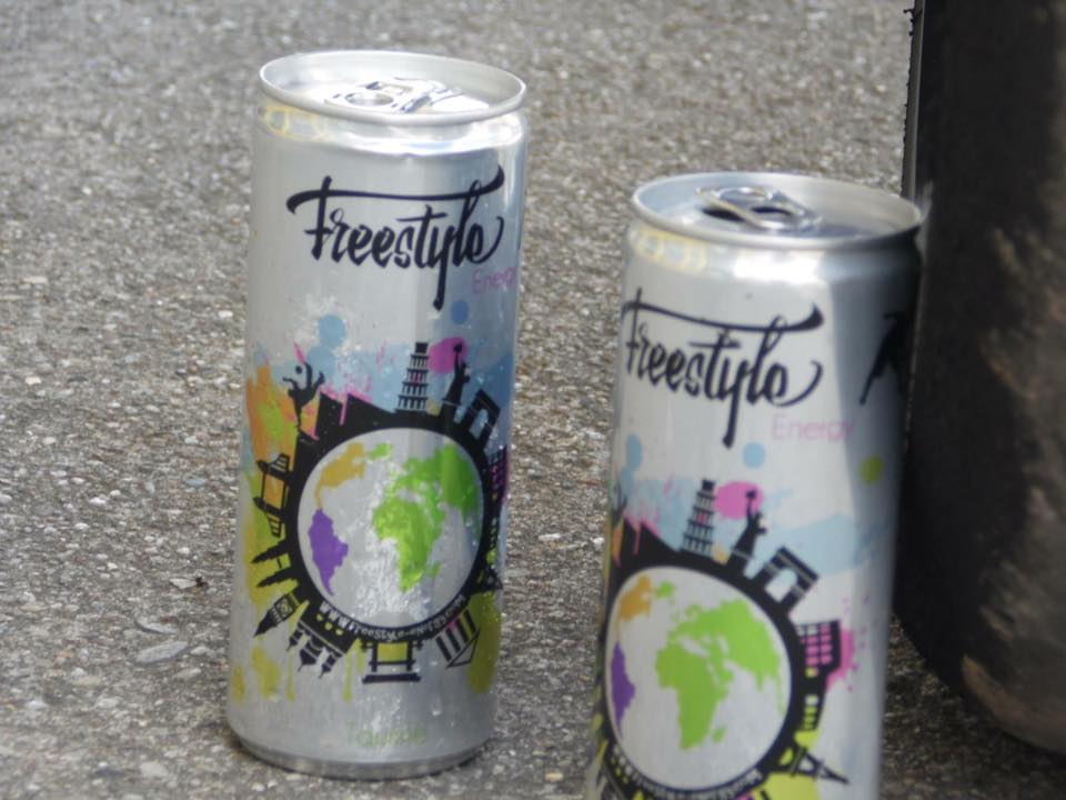Freestyle Energy - EnergyDrink Cans
