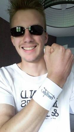 Wrist Band - 9.99€