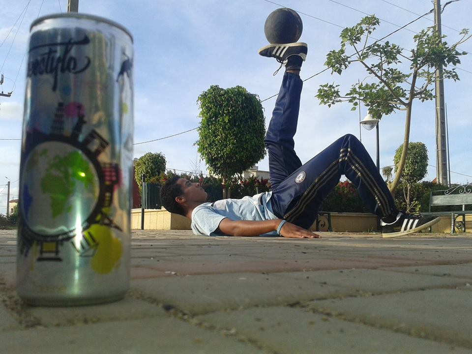 Freestyle Energy - BEJ10