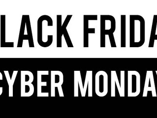 -40% OFF ! Black Friday - Cyber Monday