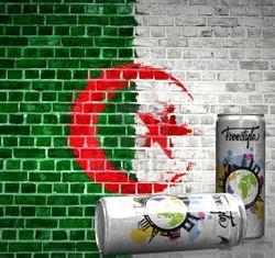 Freestyle Energy - Algeria Flag
