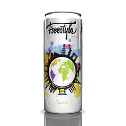 Freestyle Energy - Can