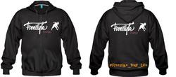 Freestyle Energy Black Hoodie
