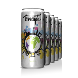 Freestyle Energy - Cans