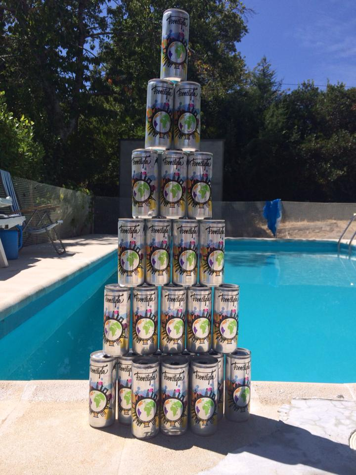 Freestyle Energy Cans