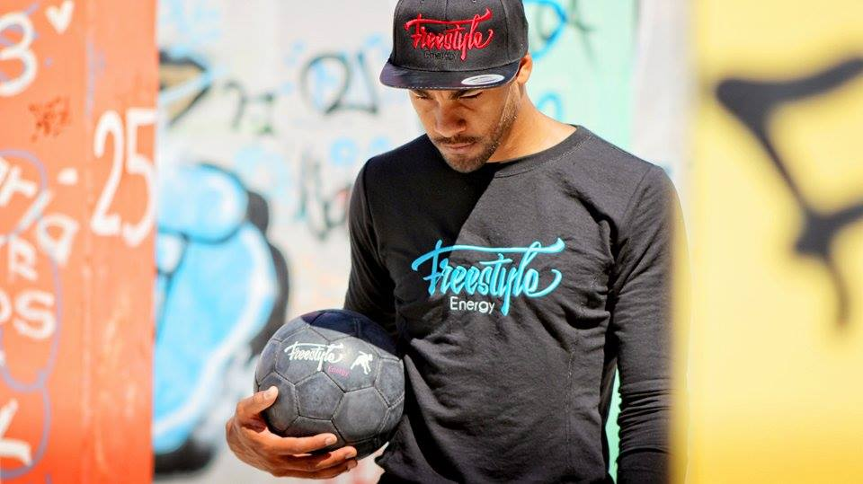 Juanan - Freestyle Energy