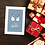 Snowman Design 2 Aunties Christmas Card