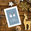 To my Lesbian Sister and her Partner Reindeer Christmas Card Design