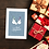Snowmen Dad and Stepmum Christmas Card
