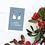 To my Sister and her Partner Reindeer Christmas Card Design Same Sex Relationship