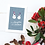 To my Daughter and her gay Partner Christmas Card Snowman Design