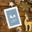 Snowman Dad and Stepmum Christmas Card