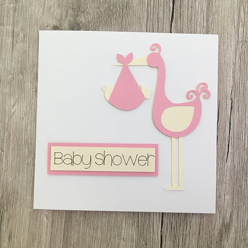 Greetings Card - Baby Shower