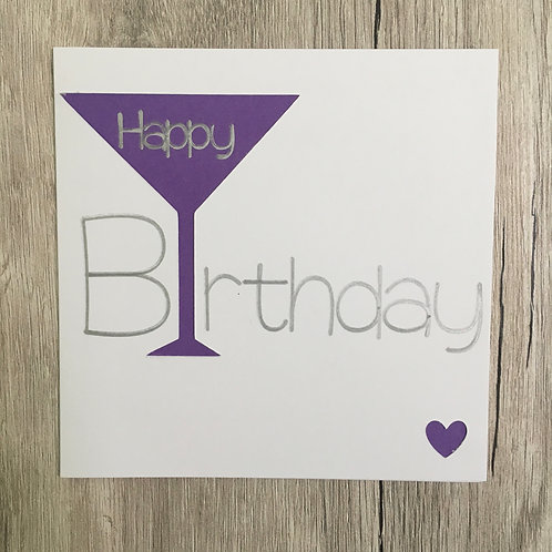 Greetings card - Cocktail