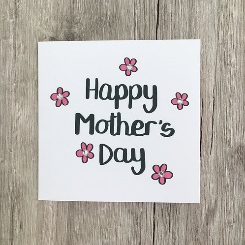 Greetings Card - Mother's Day