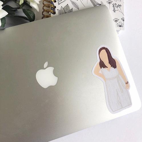 Custom Illustration - Sticker
