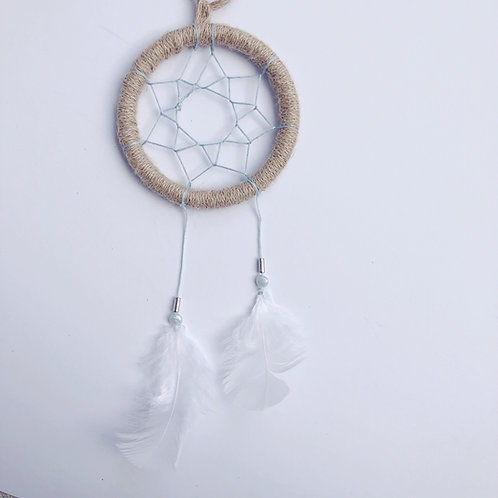 Baby Blue Dreamcatcher