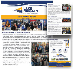 Lake Norman Chamber Annual Report FY19