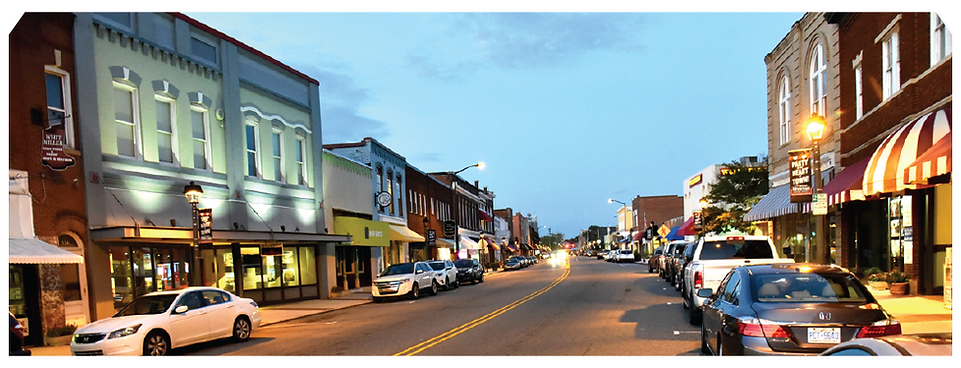 Downtown Mooresville