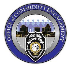 Greensboro Police Department Community Logo