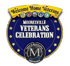 Mooresville Veterans Celebration Logo