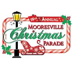 Mooresville Christmas Parade Logo