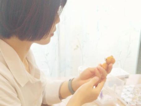 0029:ビーズラジオ「阿部仁美さん」大好評ユニベアシティのビーズモチーフ著者さんです。
