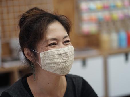 0019:ビーズラジオ 「楽しいを作るプロ」ニットカフェの仕掛け人 山口 美和さんです
