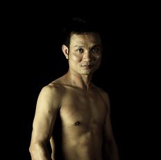 Muay Thai Boxer