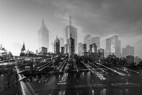 Monochrome Melbourne