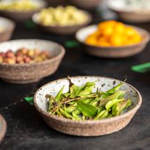 Native herbs at Vue de Monde, Melbourne