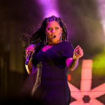 Naomi Wenitong from Shakaya, BlakHEART 2019