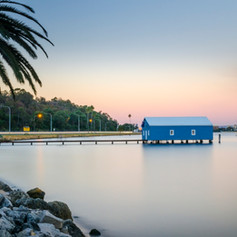 Crawley Boathouse, Perth WA