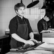 Chef at Vue de Monde, Melbourne