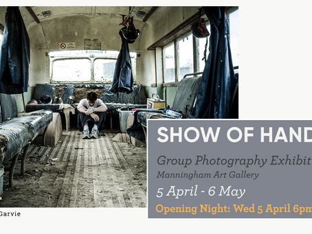 Upcoming Exhibition in Melbourne!