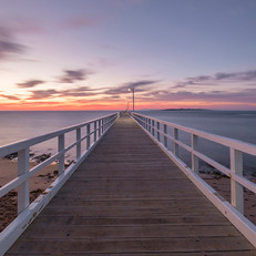 Point Lonsdale Jetty, Point Lonsdale, VIC