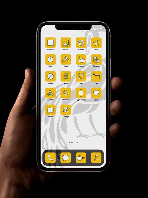 Leeds | iOS 14 Custom App Icons | Full Set