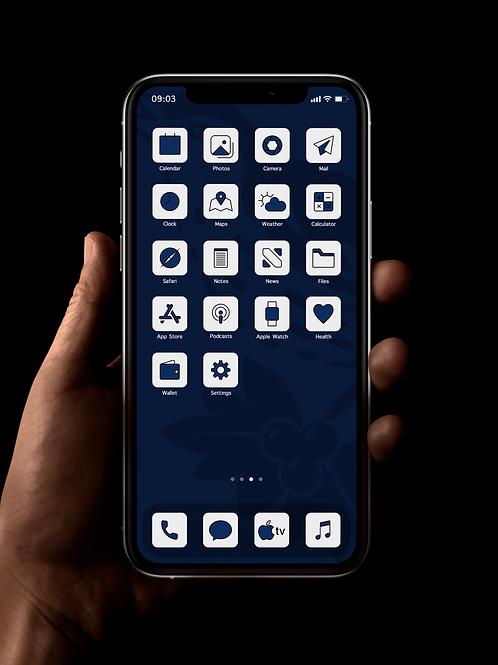 West Brom | iOS 14 Custom App Icons | Full Set