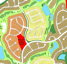 CLD Terra Vista Key Marketing Map Model