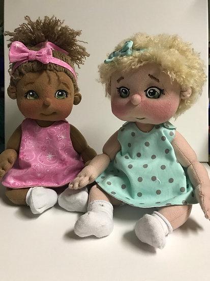 "12"" toddler doll"