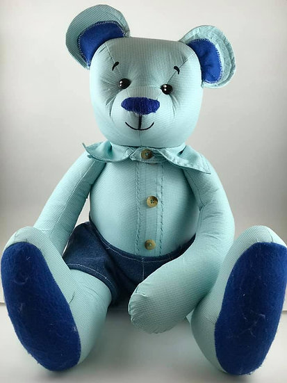 "Fonso Custom Memory Bear (18"" high)"